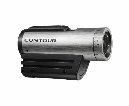 Contour Inc. Helmkamera Contour+ Wearable Camcorder, silber