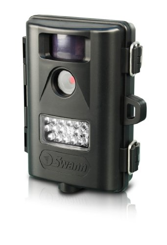 Swann Swvid-Obc5Mp-Gl Outback Cam Portable Video 5Mp Camera And Recorder (Black)