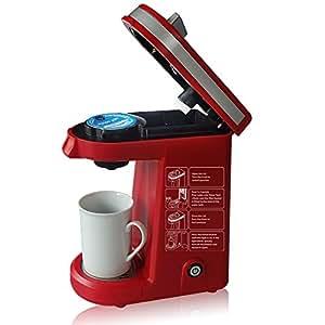 Best Single Pod Coffee Maker Amazon.com | CHULUX Single Serve Compact K-Cup Coffee ...