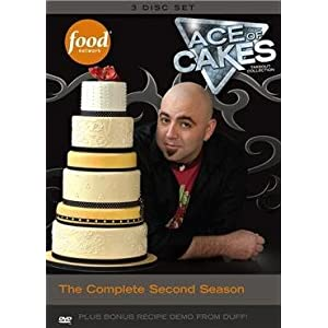 Ace of Cakes Complete Seasons 2 or 3