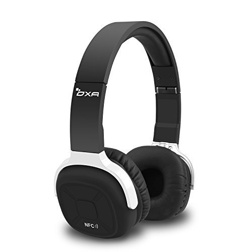 wireless-bluetooth-headphones-oxa-foldable-sport-headset-with-microphone-nfc-and-pedometer-black