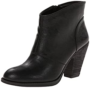 Jessica Simpson Women's Maxi Boot, Black, 7.5 M US