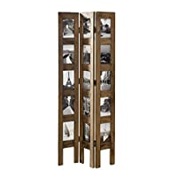 52 in Tall Standing Panel - Photo-decorated (5x7) Privacy Screen & Room Divider Product SKU: HD221923
