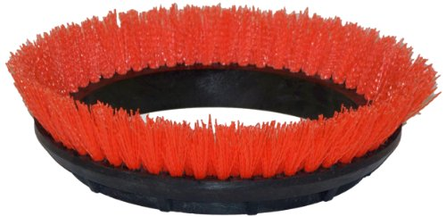 Oreck Commercial 237047 Crimped Polypropylene Scrub Orbiter Brush, 12