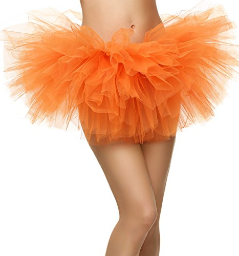 Avidlove Women Sexy Organza Tutu Multi-layers Party Dance Skirt Boutique Ballerina Dress Petticoat
