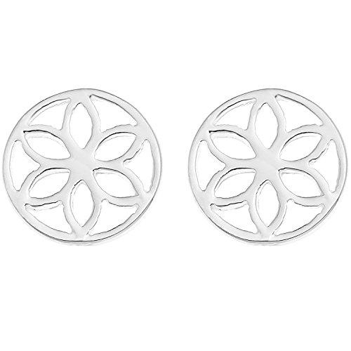 ornami-sterling-silver-pierced-out-flower-disc-stud-earrings