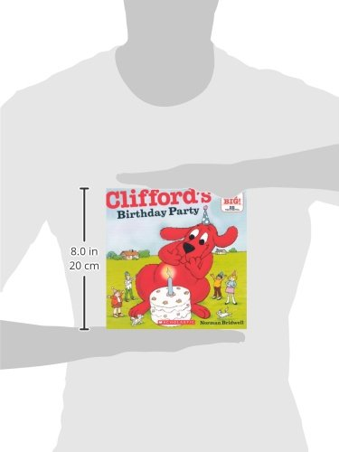 Clifford's Birthday Party (Clifford, the Big Red Dog)