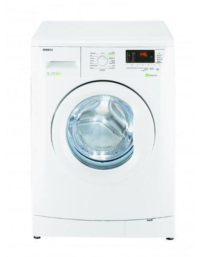 Beko WMB 51432 PTEU Waschmaschine Frontlader / A++B / 146 kWh/Jahr / 7260 Liters/Jahr / 1400 UpM / 5 kg / Multifunktionsdisplay / 15 Waschprogramme / Pet Hair Removal / weiß