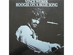 Boogie on a blue song [Vinyl LP record]