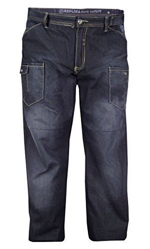 Replika -  Jeans  - Uomo blu 42