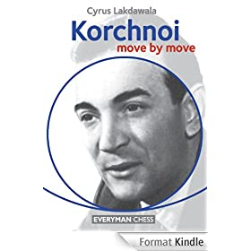 Korchnoi: Move by Move (English Edition)
