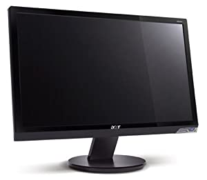 "Acer P215H Bbd 21.5"" Widescreen LCD HD Monitor"