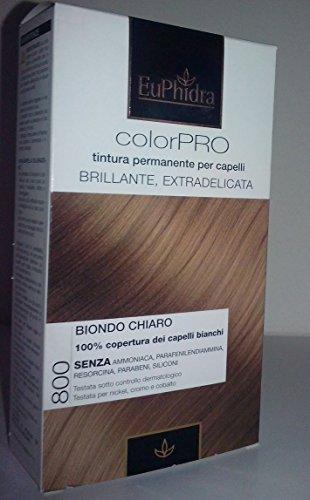 Tintura per capelli - BIONDO CHIARO - EuPhidra