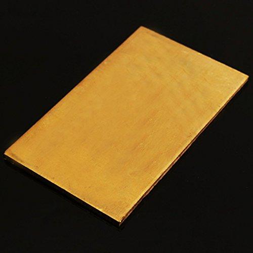 king-do-way-plaque-feuille-de-cuivre-laiton-blindage-metal-diy-bricolage-brass-metal-or-60mmx100mmx3