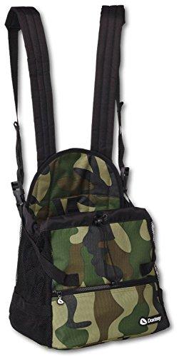 Artikelbild: Doxtasy Hundetragetasche Carrier camouflage (Medium)