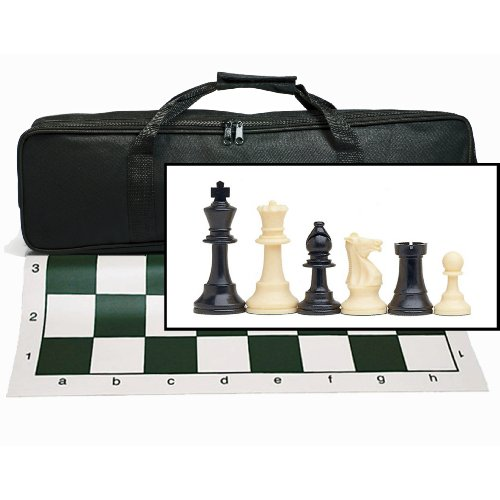 Competition Wood Chess Set