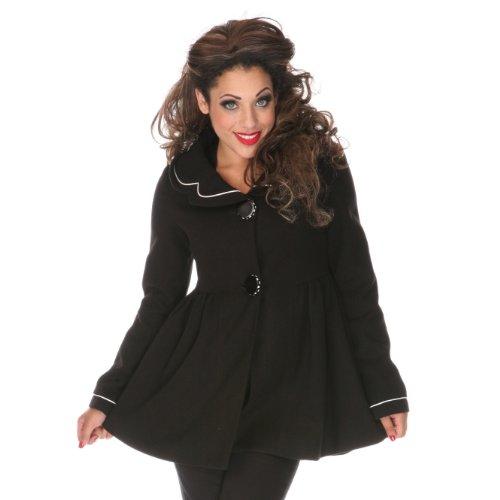 Esprit International Sixties Black Damenuhr