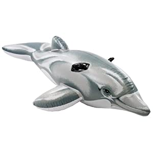 Intex Inflatable Ride-On Dolphin 79""