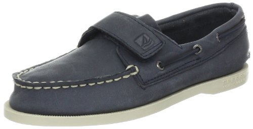 Sperry Top-Sider A/O H&L Boat Shoe (Toddler/Little Kid),Navy,6 M Us Toddler front-222412