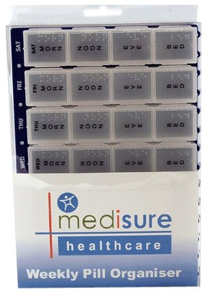 Medisure Große Medikamentenbox,