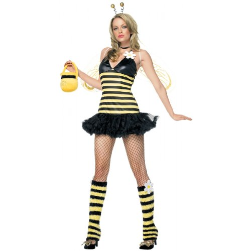 Daisy Bee Costume - X-Small - Dress Size 0-2