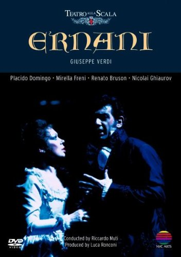 Ernani (Domingo-Freni...) - Verdi - DVD