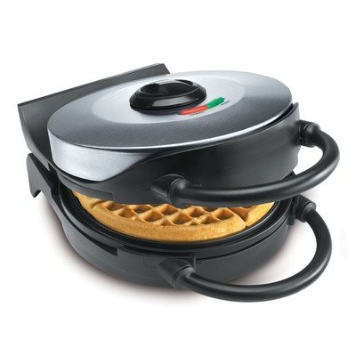 CucinaPro 1474 Classic American Round Waffler by CucinaPro