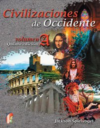 Civilizaciones de Occidente Vol. A / Western Civilizations Vol. A (Spanish Edition)