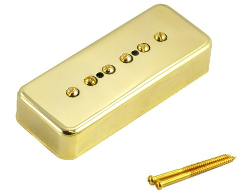 Kent Armstrong® Stealth 90 - Noiseless P90 Neck Metal Cover Gold