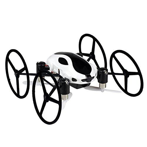 Tera Mini quadricoptero Drone Radio Control 2.4G senza fili con camera 4...