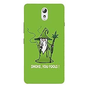 Back cover for Lenovo Vibe P1 Smoke, You Fools !