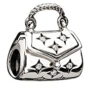 Chamilia Sparkle Purse with Clear Crystals