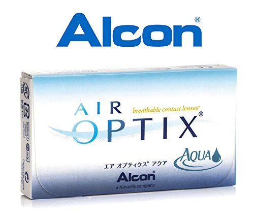 d5fee58732808 Alcon 0788794465037 Air Optix Aqua Monthly Contact Lens By Visionsindia 6  Lens Pack 7 50 - Price in India