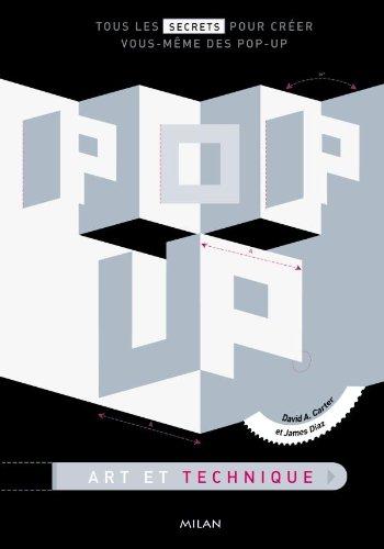 Pop up Art et Techniques