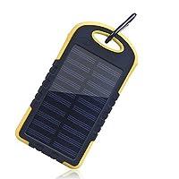 Solar Charger, LYe Portable 8000mAh Sola...