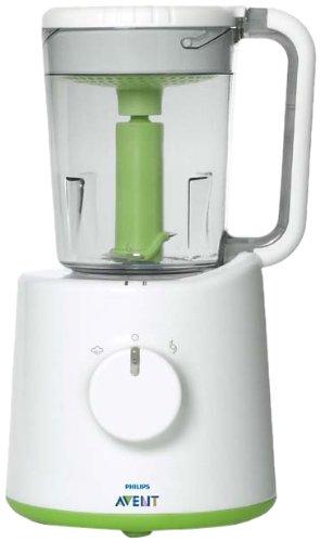 Philips-Avent-Robot-Maxisaveurs-Cuiseur-Vapeur-Mixeur