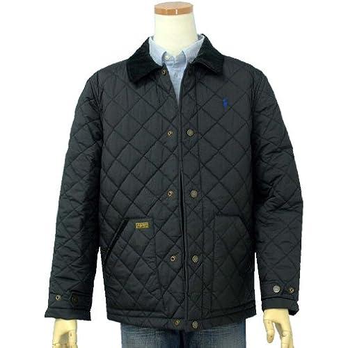 Ralph Lauren(랄프 로렌) 보이의,코듀로이 옷깃 퀼트 재킷#323183520(병행수입품)-