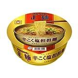 マルちゃん正麺 カップ 辛こく塩担担麺 102g×12個