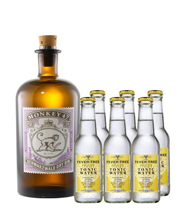 Monkey Gin Tonic Set