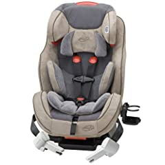 evenflo car seat evenflo symphony convertible car seat with surelatch heathrow. Black Bedroom Furniture Sets. Home Design Ideas