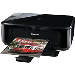 Canon PIXMA MG3120 Wireless Inkjet Photo All-In-One (5289B019)