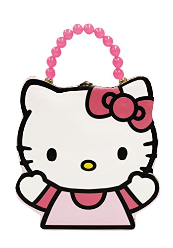 Hello Kitty Tin Purse Lunch Box - 1