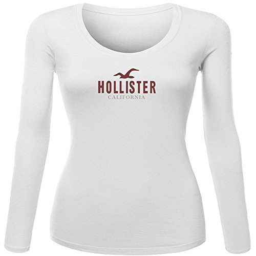 Hollister Classic For Ladies Womens Long Sleeves Outlet
