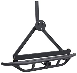 Smittybilt 76621 SRC Rear Bumper and Tire Carrier : Amazon.com : Automotive