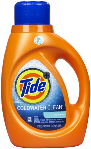 Clean High Efficiency Washer