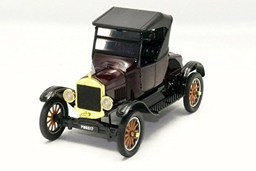 1925 Ford Model T Runabout, Brown - Motor Max 79317PTM - 1/24 Scale Diecast Model Toy Car (1930 Ford Model A compare prices)