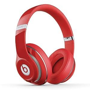 Beats Studio Wireless Over-Ear Headphone (Red)