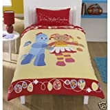 Childrens/Kids Official In the Night Garden Duvet Cover Set Bedding