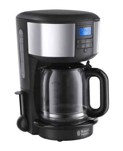 Russell Hobbs 20150-56 Chester macchina da caffè in vetro con la tecnologia doccetta