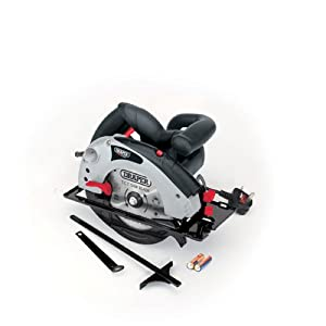 "Draper 185mm 7"" Electric Held hand Circular Saw 230v 1300w"